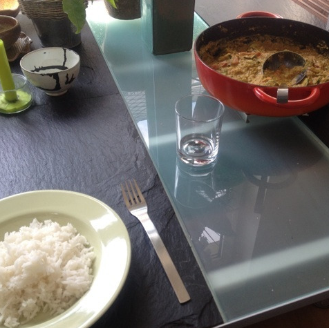 breakfast curry