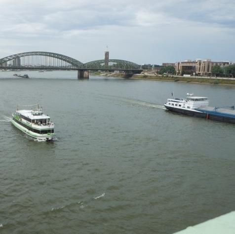 koln river