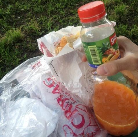 lunch b
