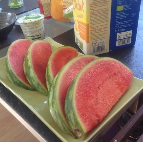 last day watermelon
