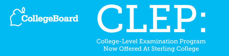 clep test banner