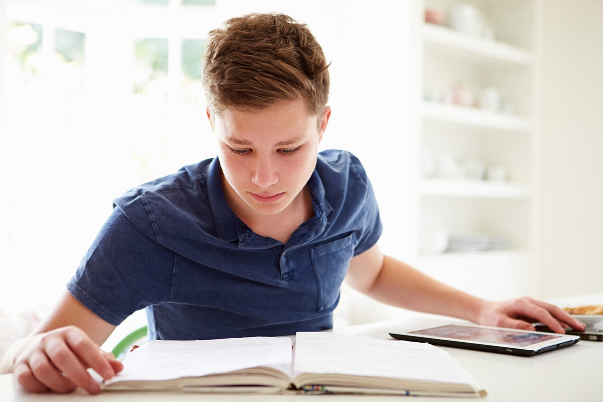 study student