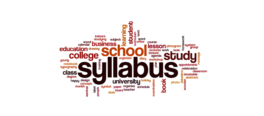 syllabus school
