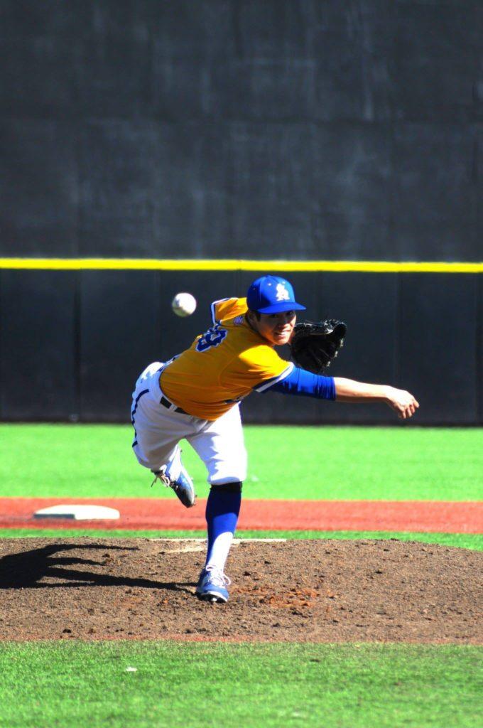 yumezo pitching